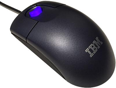 Ibm mo09bo mouse